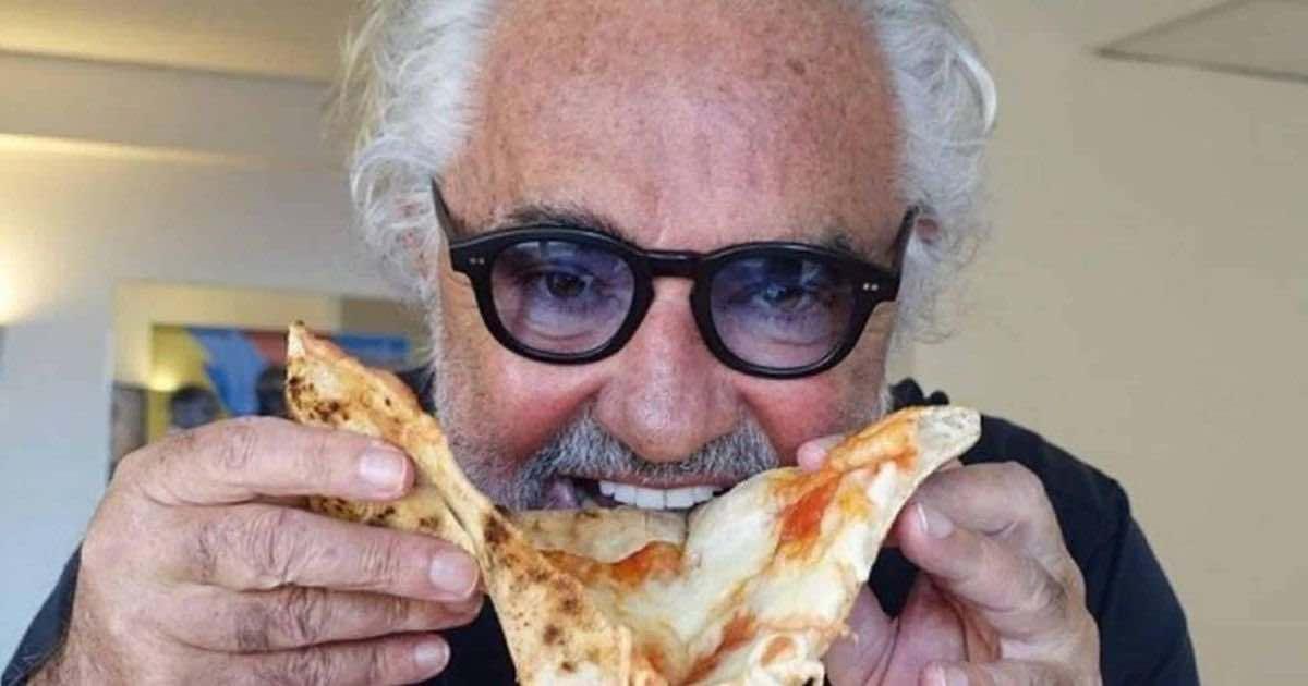 La nuova pizzeria di Flavio Briatore