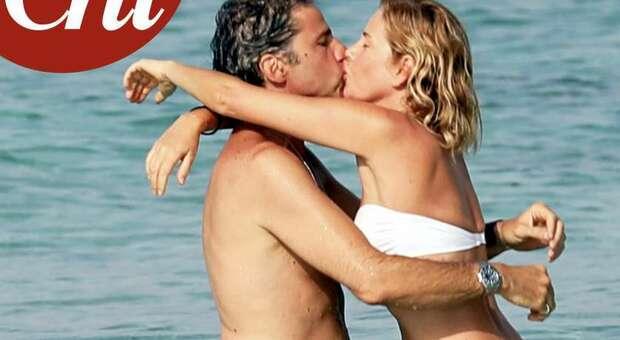 Alessia Marcuzzi travolta da una passione esplosiva dopo il gossip con De Martino