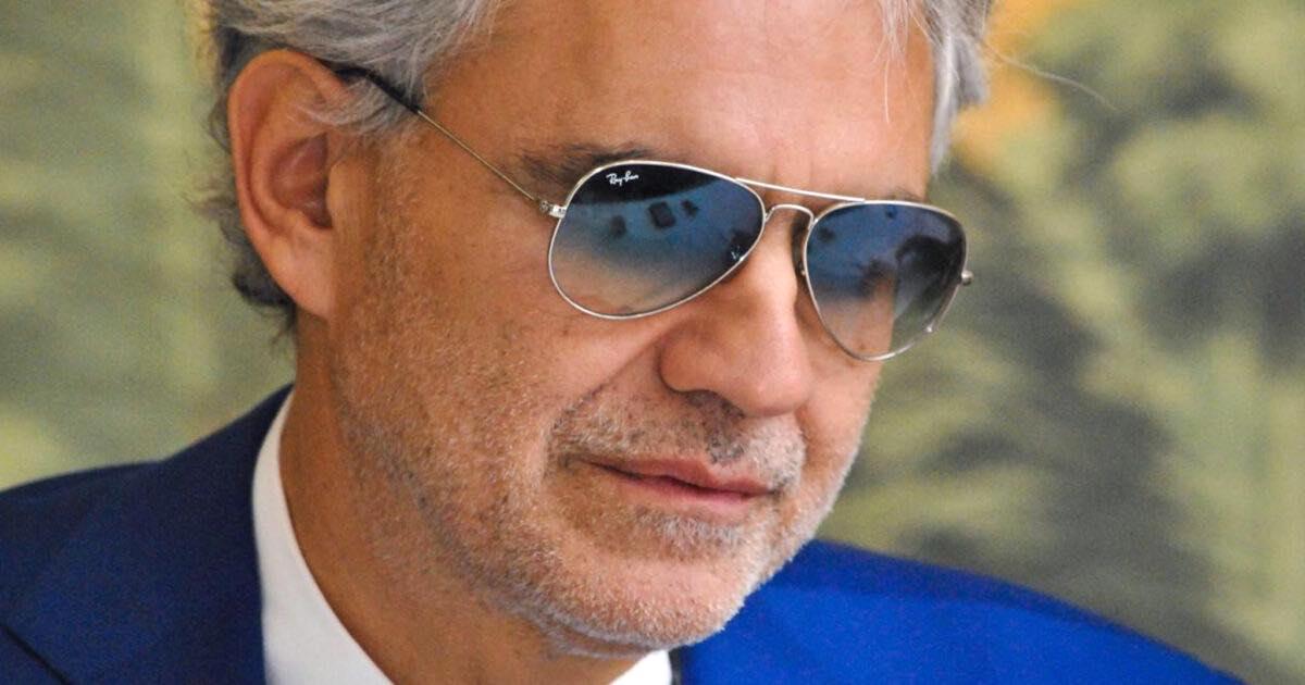 Andrea Bocelli, l'appello sui social per la cagnolina smarrita