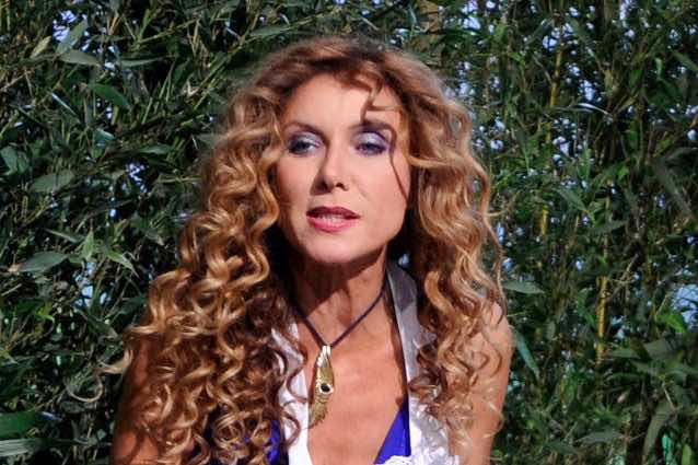 Eleonora Brigliadori contro il vaccino