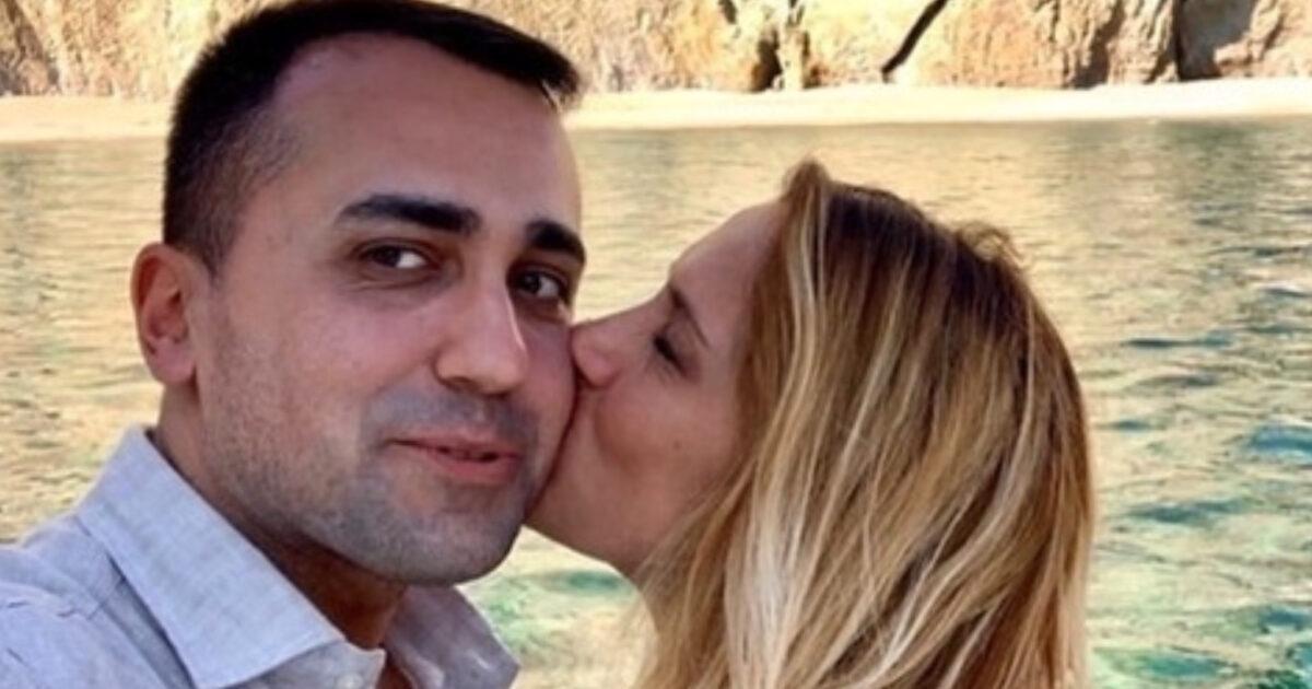 Luigi Di Maio, le foto bollenti con la fidanzata Virginia Saba