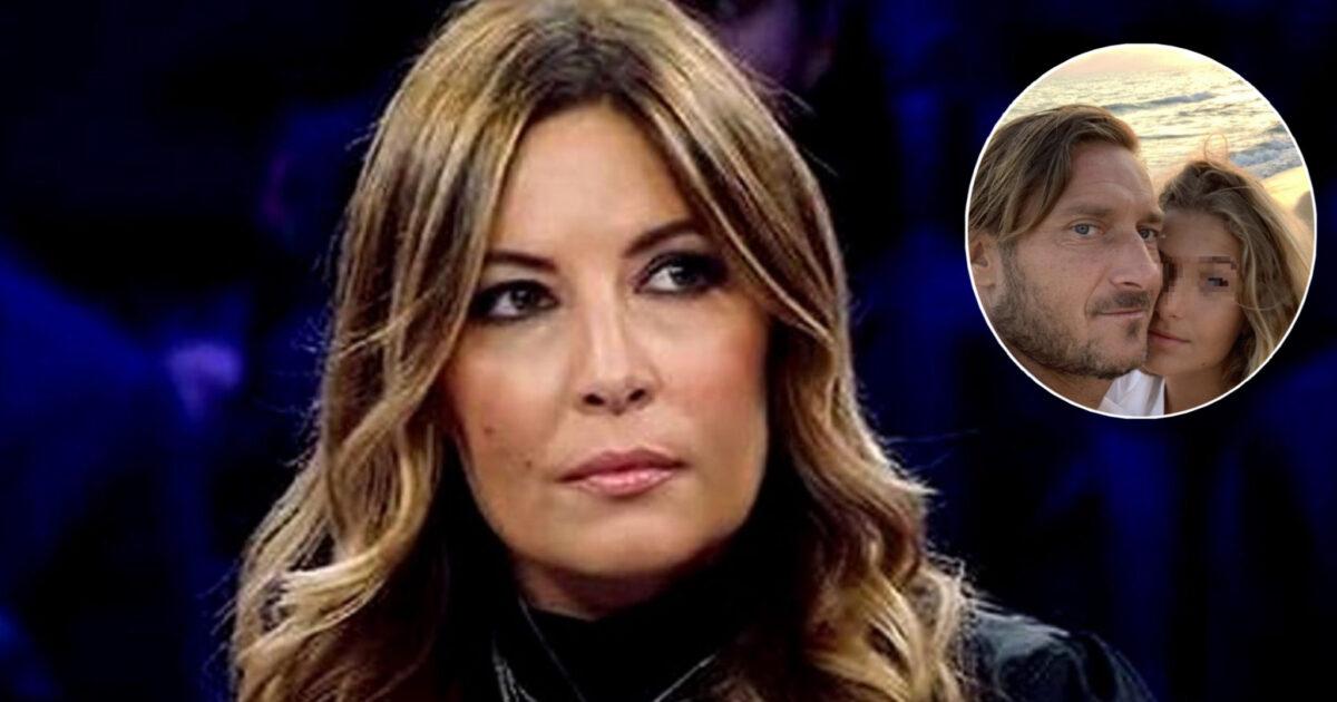 Selvaggia Lucarelli tagliente sulla figlia di Francesco Totti