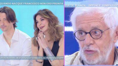 """Photo of Franco Oppini si scaglia contro l'ex moglie Alba Parietti: """"Fai più la madre e meno la Parietti"""""""