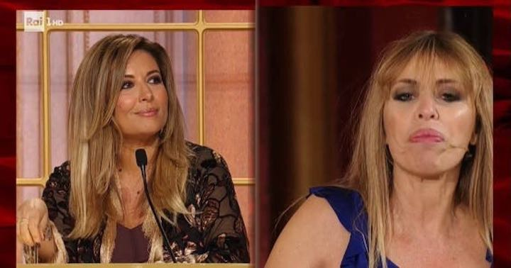 Guerra aperta tra Selvaggia Lucarelli e Alessandra Mussolini