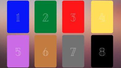 Photo of Il Test dei colori di Lüscher, un aiuto per analizzare e riconoscere le nostre emozioni positive e negative