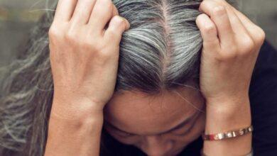 Photo of I capelli bianchi sono colpa dello stress? La risposta scientifica è scioccante