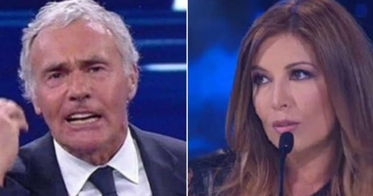 Massimo Giletti e Selvaggia Lucarelli, è scontro