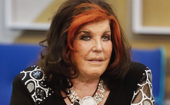 Patrizia De Blanck attacca Tina
