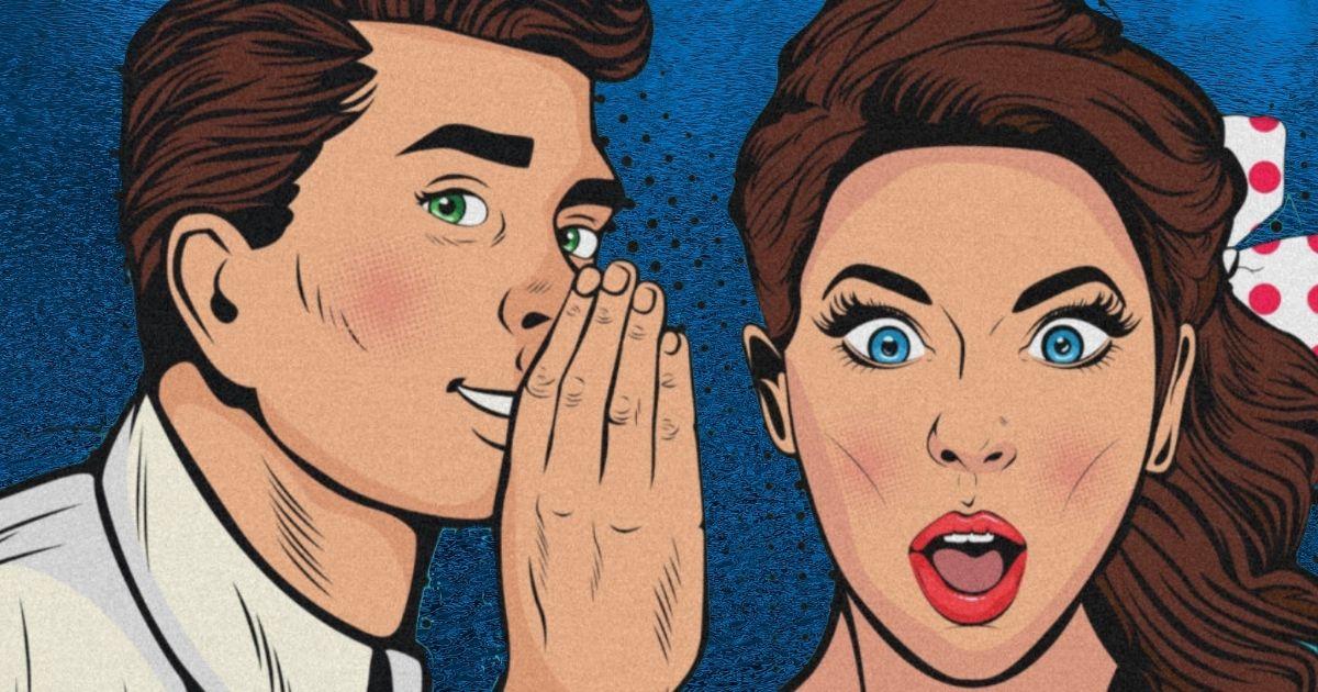 Sono più pettegoli gli uomini o le donne