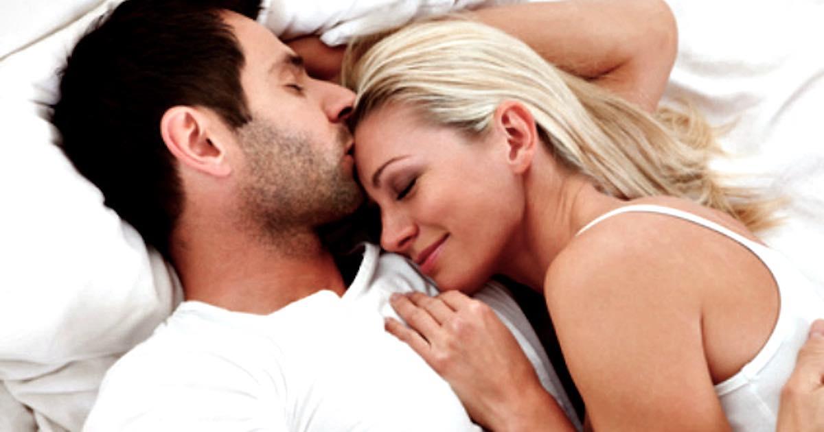 l'odore del partner riduce stress