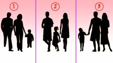 Photo of Test psicologico: quale tra quelle illustrate non è una vera famiglia? La risposta rivela il modo in cui le tue relazioni hanno cambiato la tua personalità