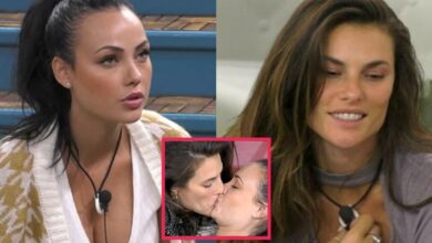 """Photo of GF Vip. Dayane Mello baci hot con Adua del Vesco: """"E tutto ciò che accade sotto le lenzuola non viene mandato in onda"""""""