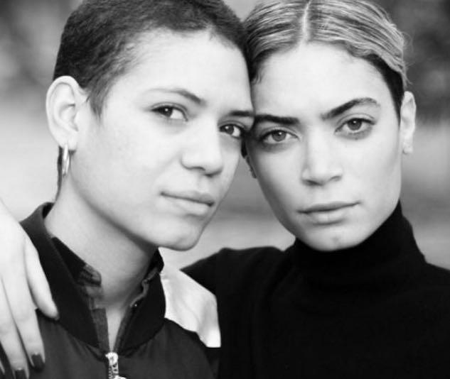 Fey Patrizi la sorella di Elodie