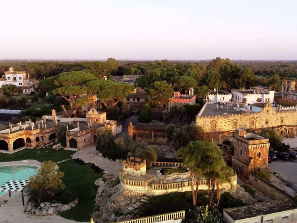 La tenuta di Al Bano