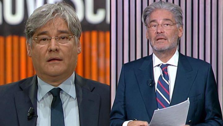 Paolo Del Debbio spiega le ragioni del suo dimagrimento