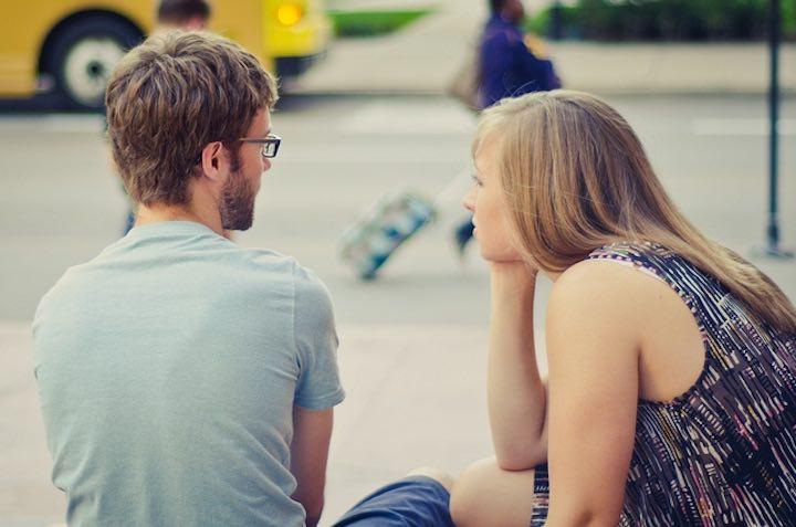 Rimanere amici del proprio ex è da psicopatici
