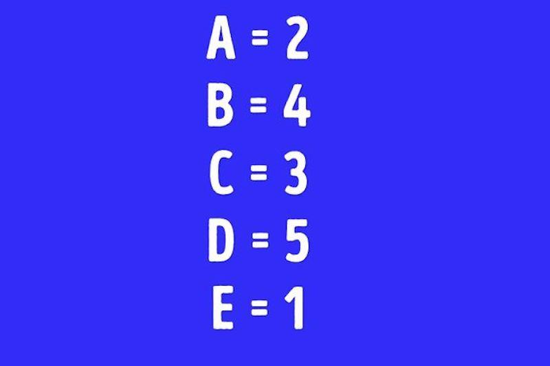 Scegli una tonalità di blu