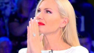 """Photo of Federica Panicucci disperata scoppia a piangere a Verissimo: """"Non l'ho mai superato"""". E Silvia Toffanin si commuove"""