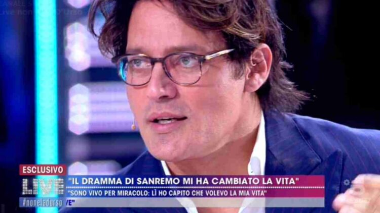 Gabriel Garko dice addio alla tv