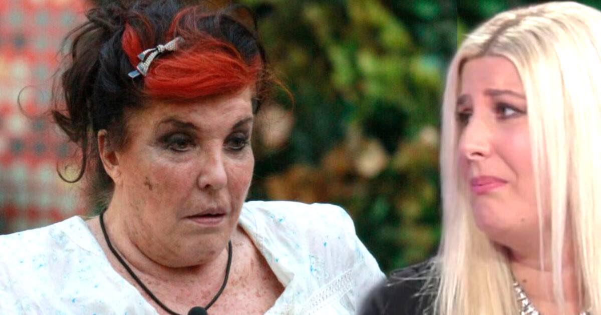 Patrizia De Blanck scoppia in lacrime per la figlia Giada