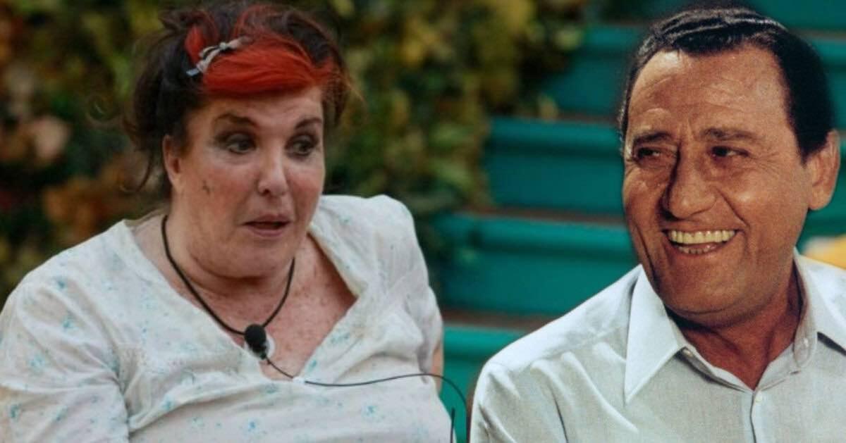 Patrizia De Blanck scatenata parla della sua intimità con Alberto Sordi