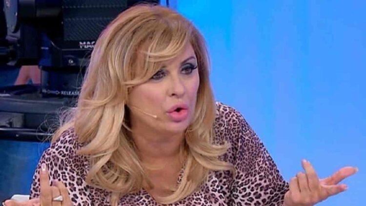 Tina Cipollari ha paura per i suoi figli