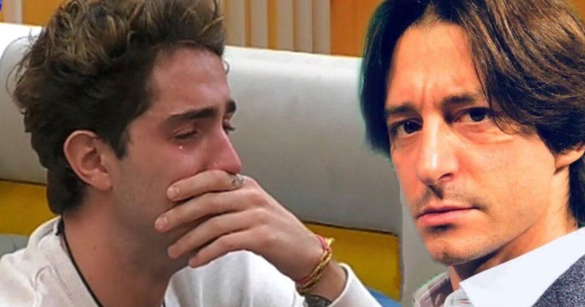 Tommaso Zorzi dichiara il suo amore a Francesco Oppini
