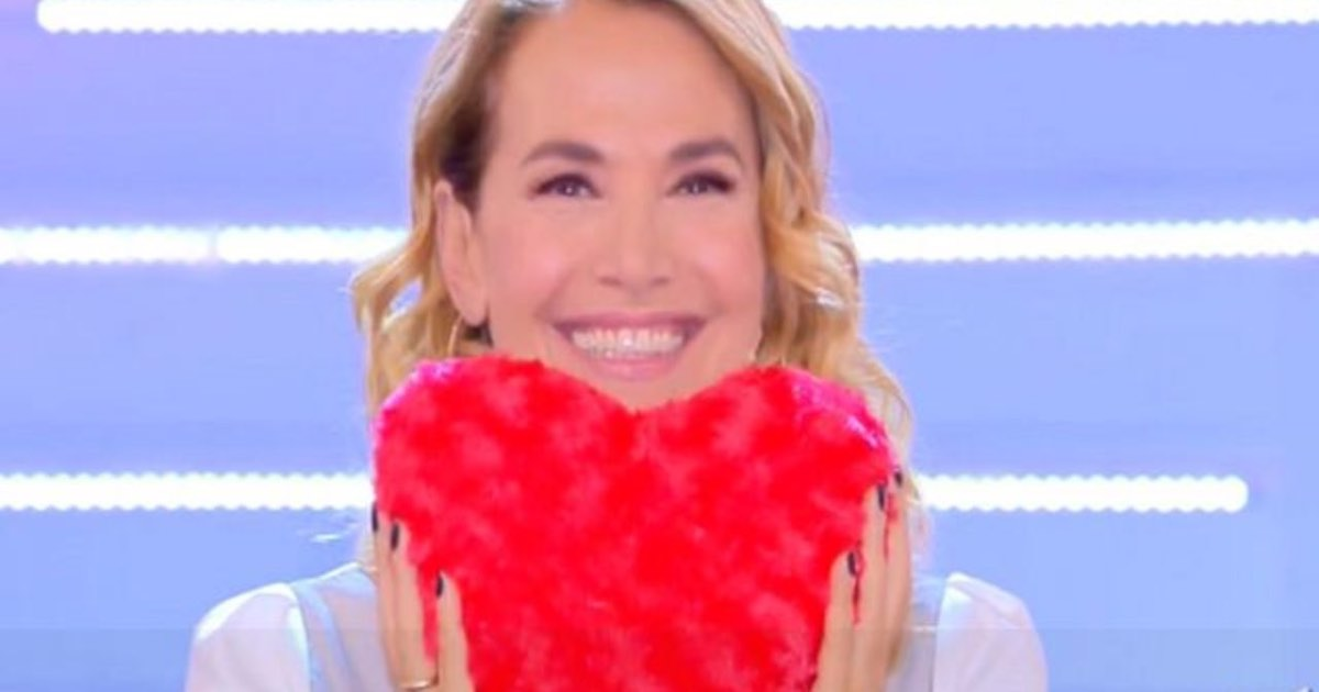 Barbara d'Urso ha trovato l'amore