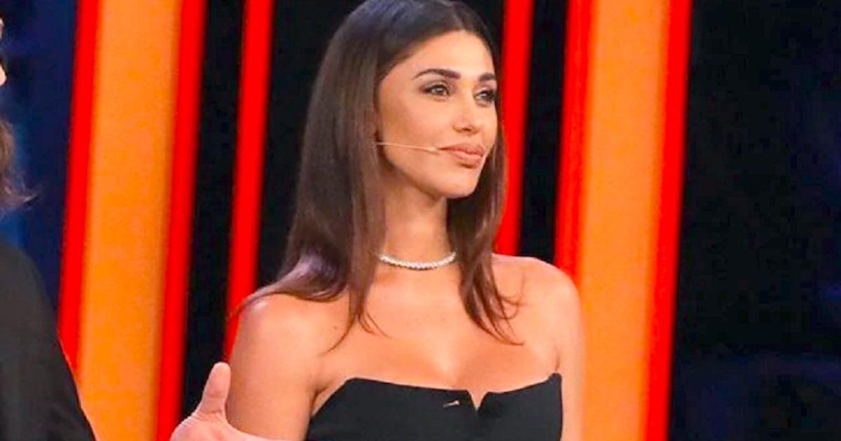 Belen Rodriguez collana