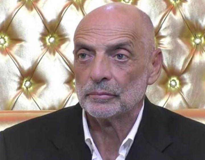 GF Vip Paolo Brosio rischia la squalifica