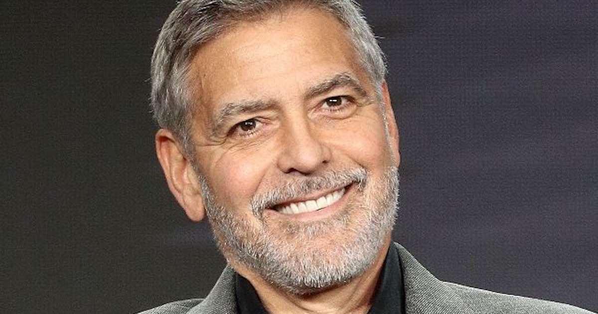 George Clooney dona un milione di euro