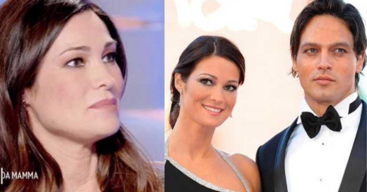 Manuela Arcuri parla della storia d'amore con Gabriel Garko