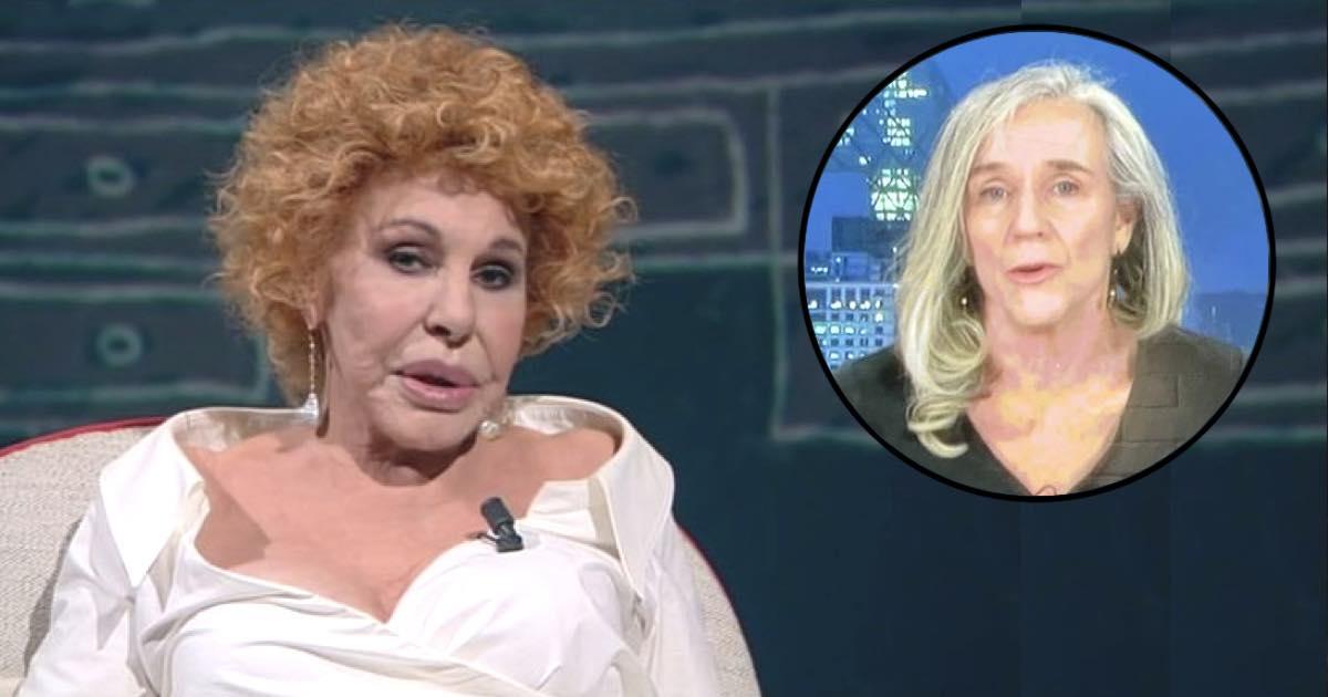 Ornella Vanoni si scaglia duramente contro le critiche su Giovanna Botteri