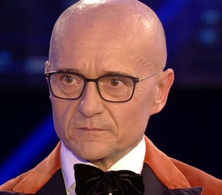 Paolo Brosio rimproverato da Signorini