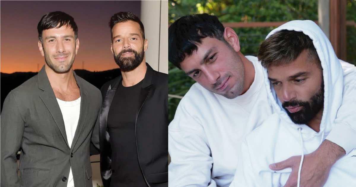 Ricky Martin pubblica la prima foto dei suoi 4 figli tutti insieme