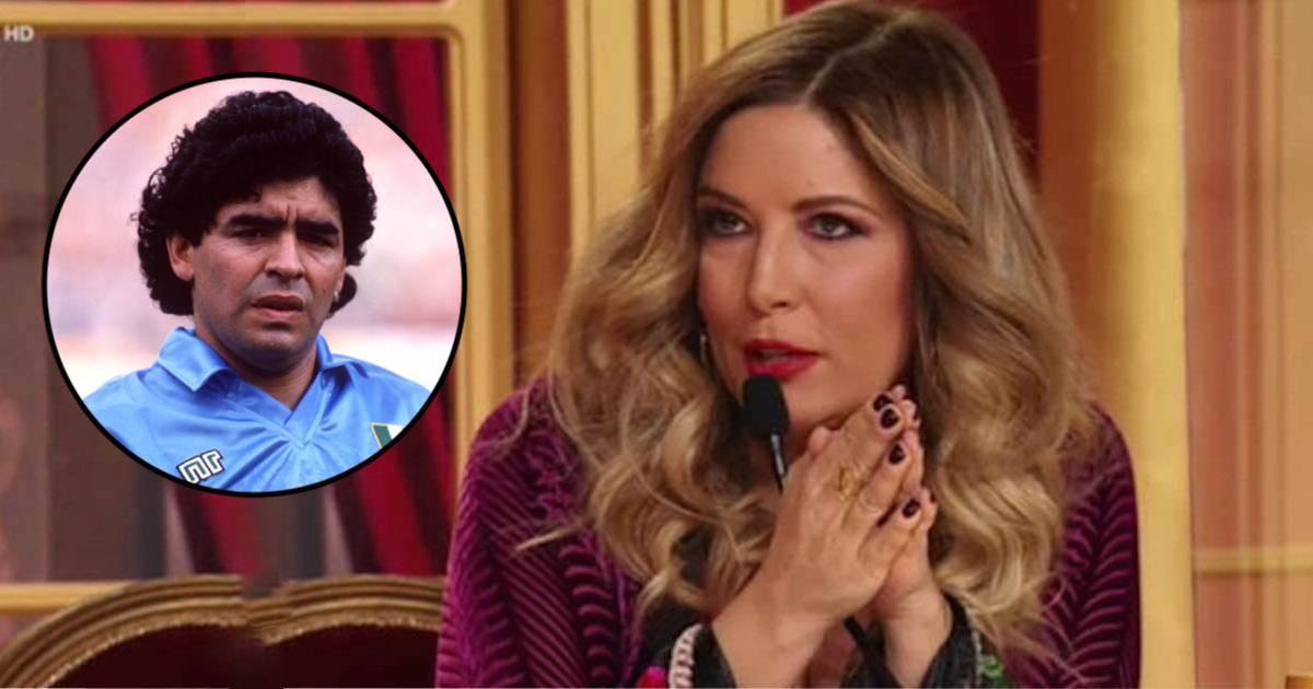 Selvaggia Lucarelli travolta da critiche e minacce per il commento al vetriolo su Maradona
