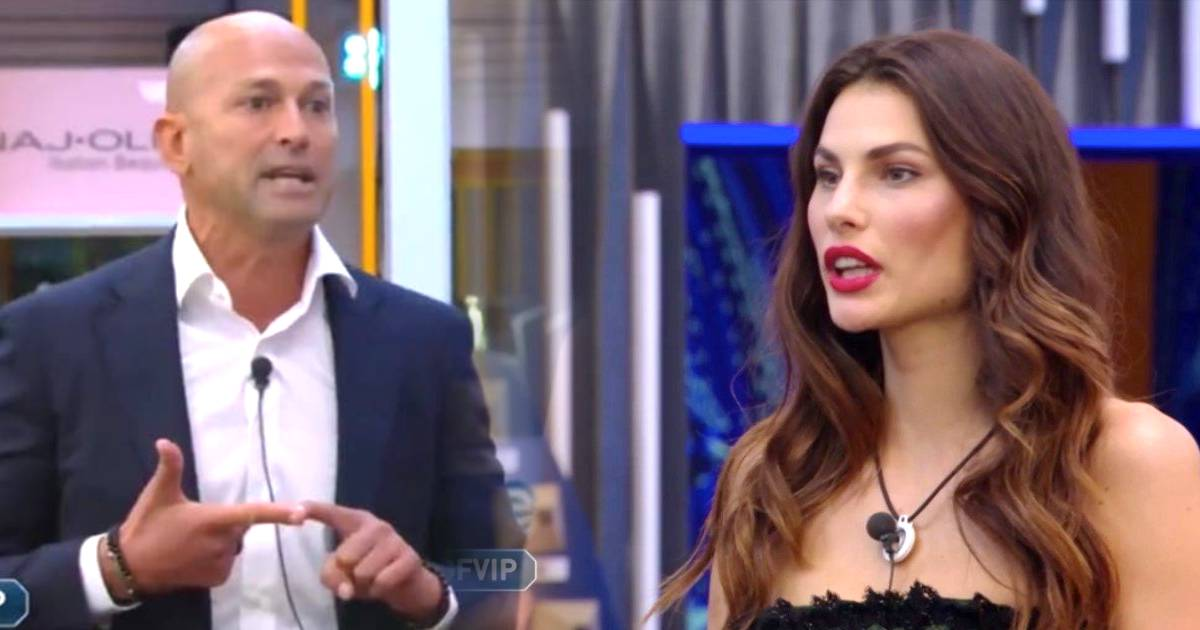Stefano Bettarini contro Dayane Mello