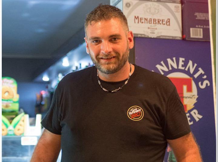 barista sfida la zona rossa Torino