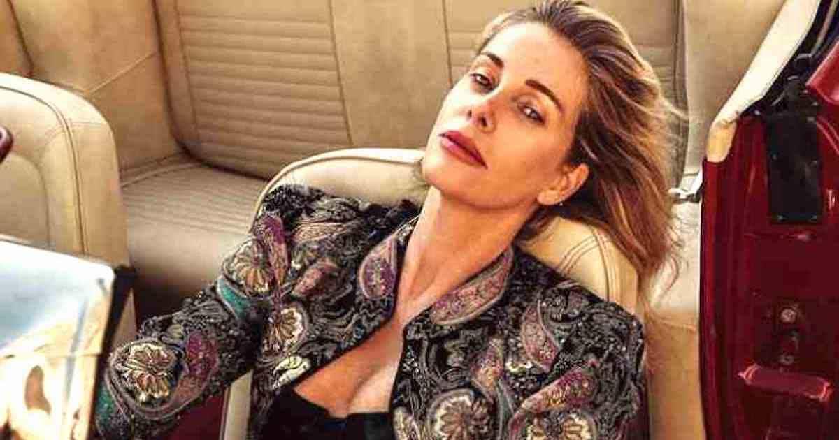 Alessia Marcuzzi in crisi con il marito Paolo Calabresi Marconi