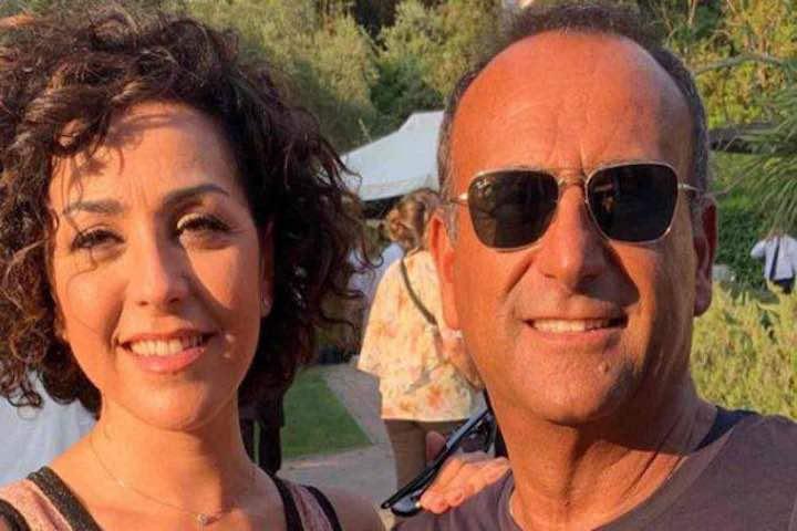 Carlo Conti confessa di aver vissuto una crisi con sua moglie Francesca