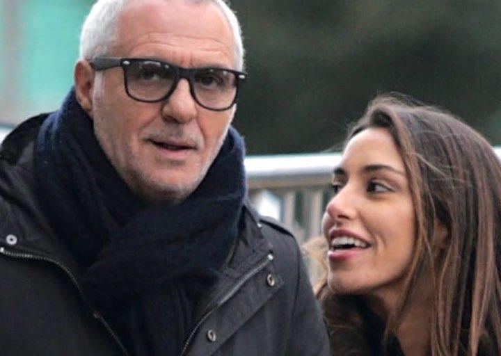 Claudia Capellini fidanzata di Giorgio Panariello