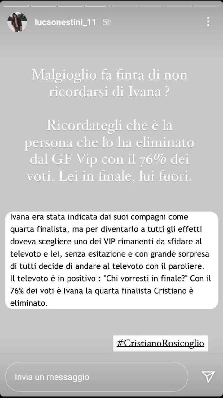 Cristiano Malgioglio e la sua opinione sul Covid-19, che viola il regolamento del GF Vip
