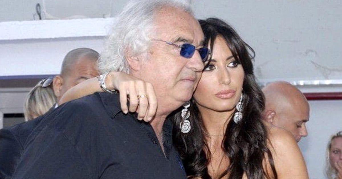 Flavio Briatore rivela tutta la verità sul contratto post divorzio con Elisabetta Gregoraci