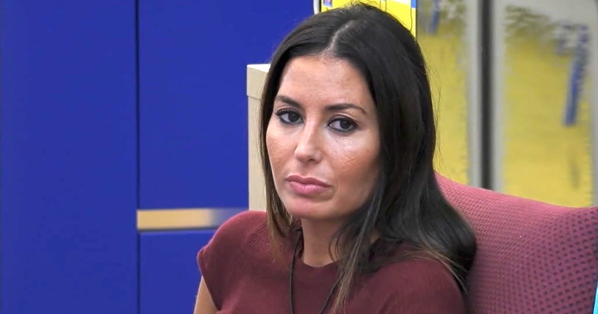 Gf Vip. Elisabetta Gregoraci in piena crisi sbotta