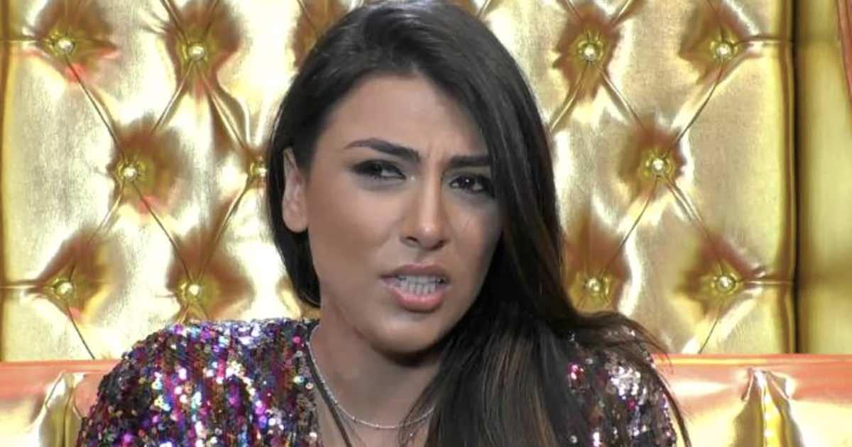 Giulia Salemi scatena la polemica sul web a causa di una frase grave