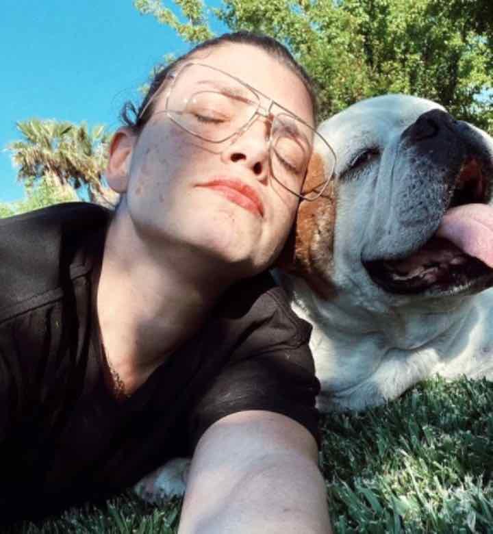 Il messaggio commosso di addio di Emma Marrone al suo cane Gaetano