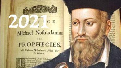 Photo of La profezia catastrofica di Nostradamus per il 2021: carestie, zombie ed un forte terremoto che distruggerà la California