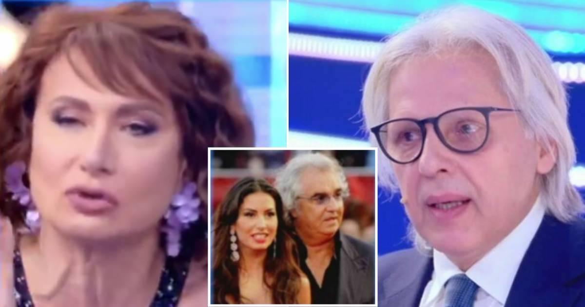 Elisabetta Gregoraci umiliata senza pietà a Live Non è la D'Urso