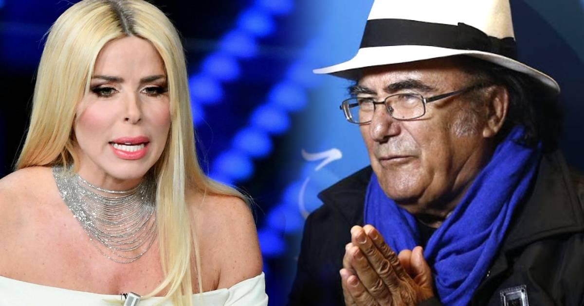 Loredana Lecciso tradisce Al Bano_