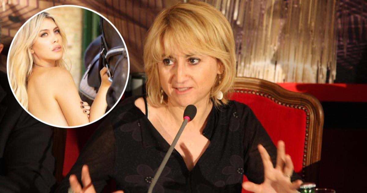 Luciana Littizzetto risponde a Wanda Nara dopo le accuse di sessismo